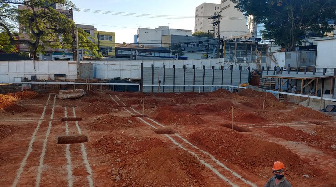 Construtora Ubiratan - Obra